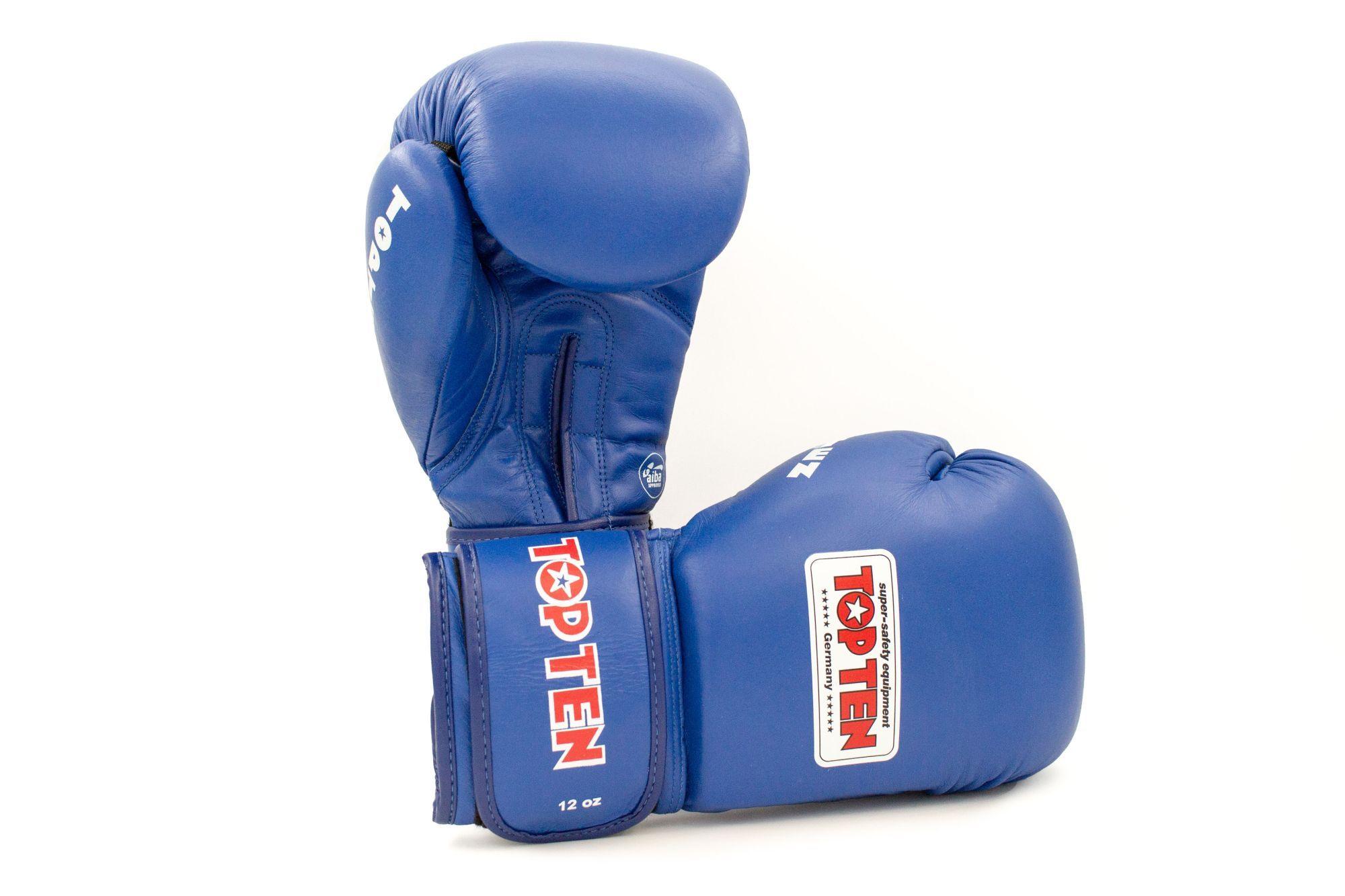 Boks rukavice TOP TEN AIBA 12oz