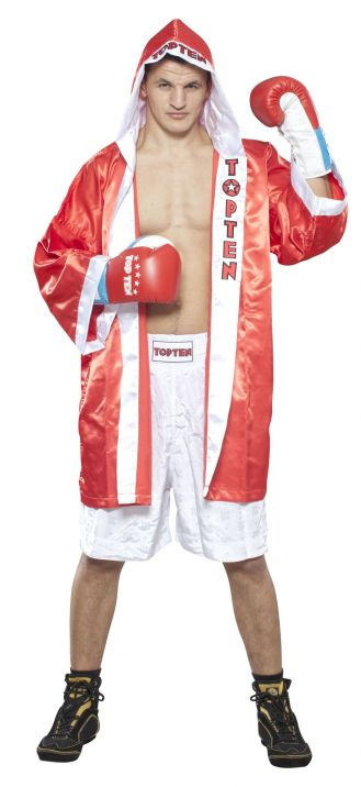 "Bokserski mantil ""Get in the ring"""