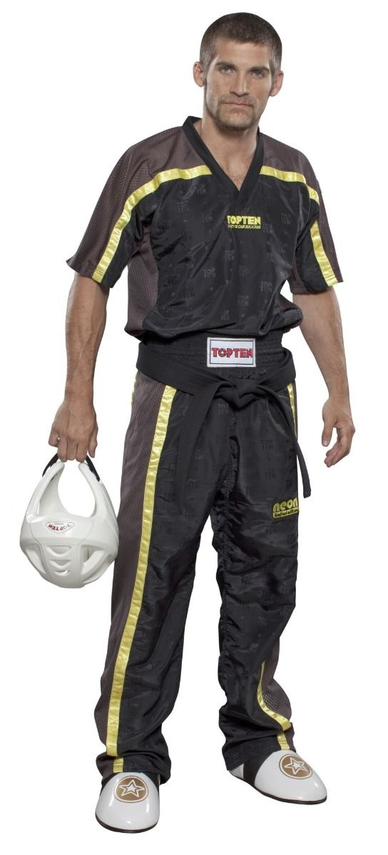 """Kikboks uniforma """"Neon mesh"""""""