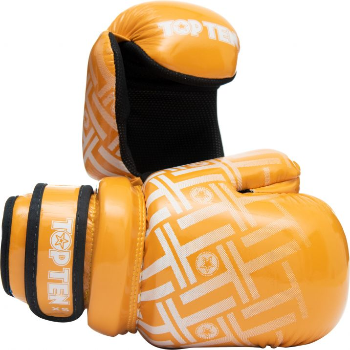 "Kickbox rukavice ""Glosy Block Prism"""