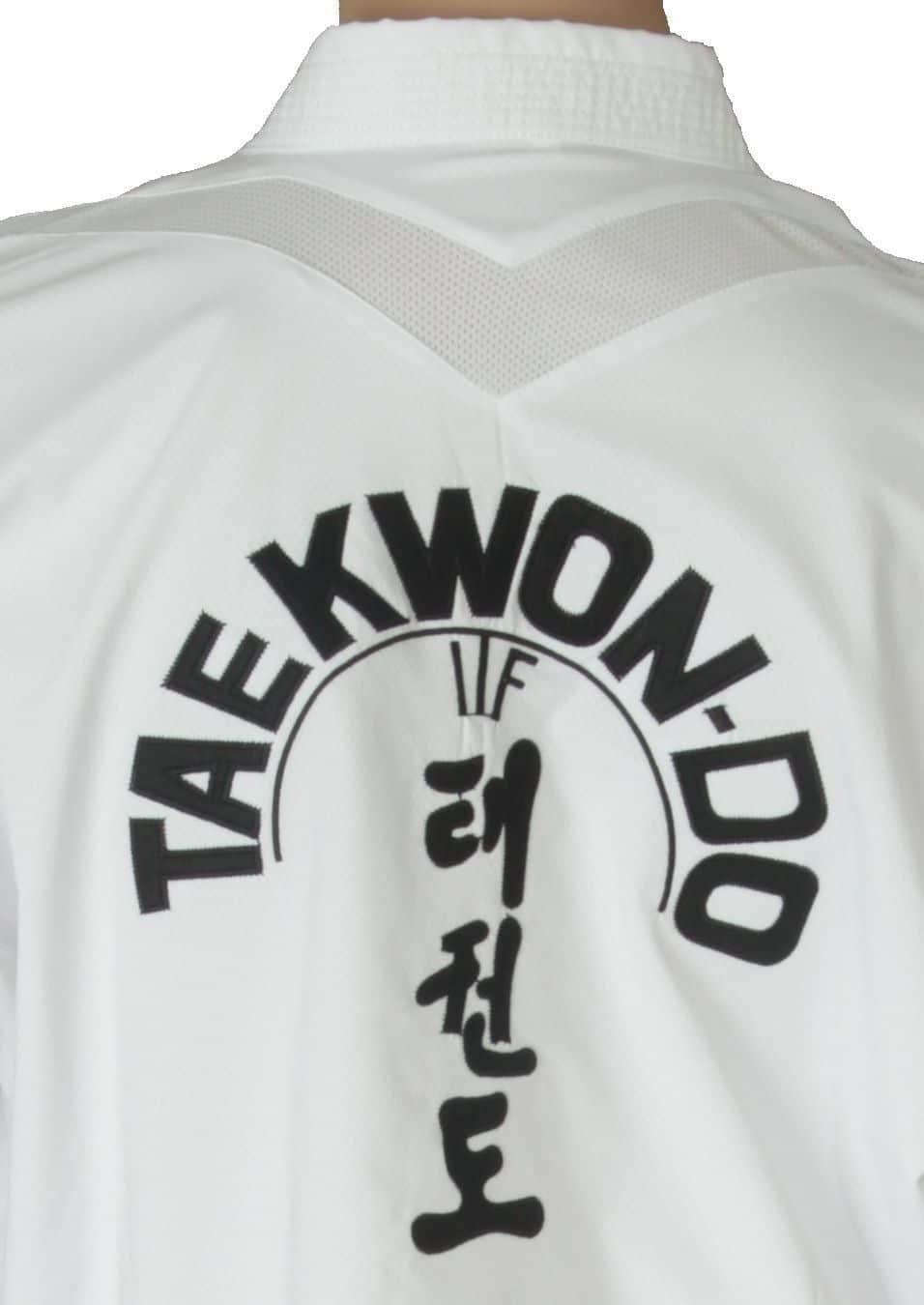 "Taekwon-do odijelo za instruktore ""Premium Gold"""
