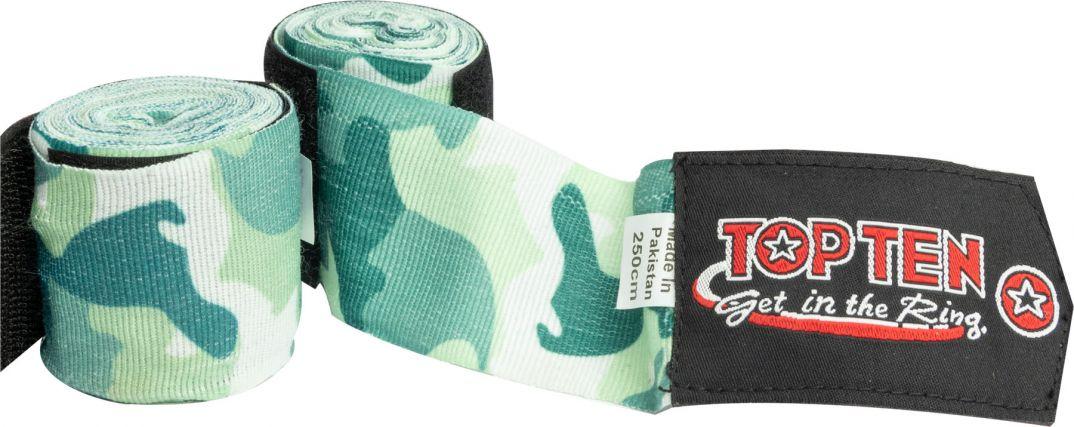 "Boks bandaže elastične ""Military"""